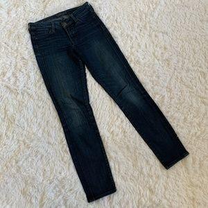 Lucky Brand Hayden Skinny Dark Wash Jeans